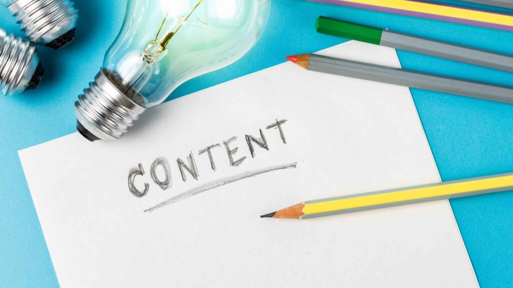 create content for blog, How to write articles for blog
