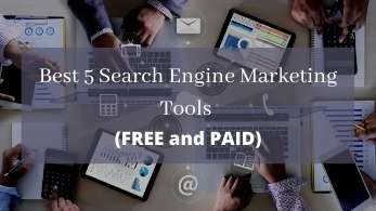 Copy of Best 8 Search Engine Marketing Tools (FREE and PAID)