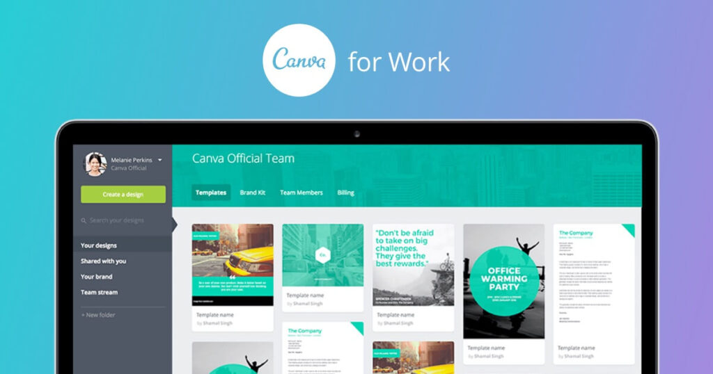 Canva - Best tool for Graphic Designing