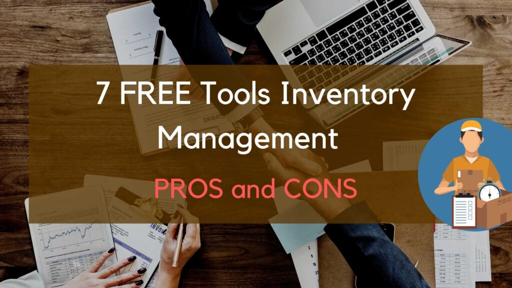 free tools for inventory management