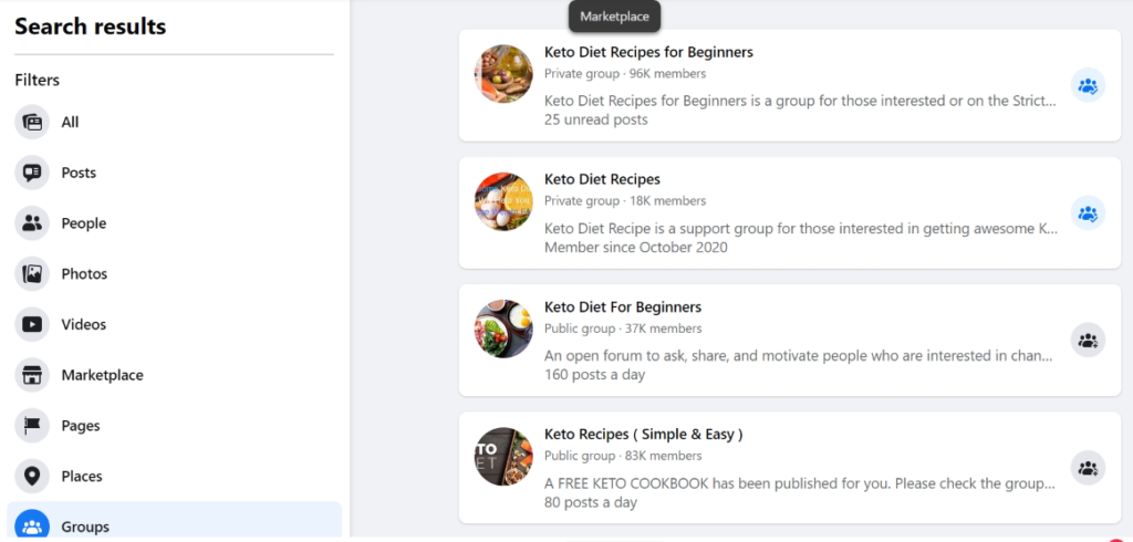 How to increase traffic to site using facebook groups