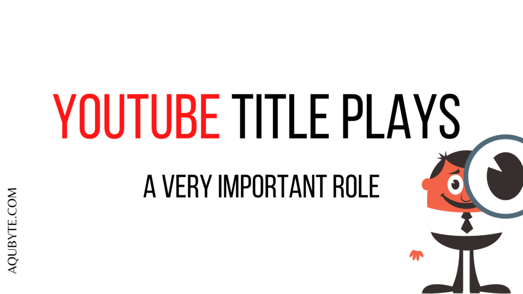 Most Important Part of SEO in YouTube