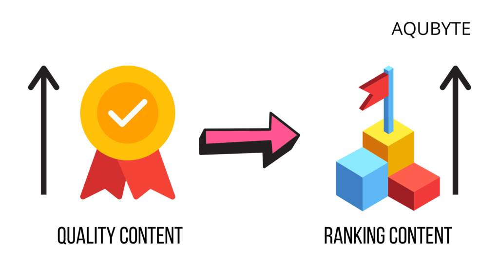How quality content can help you get rid of keyword stuffing