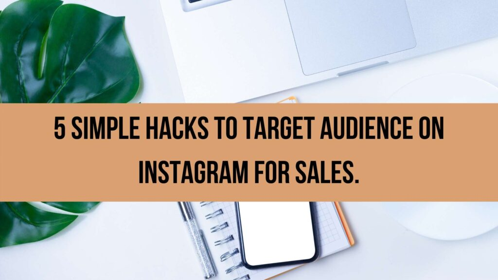 How to target audience on instagram